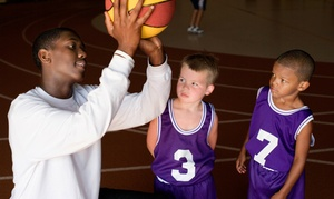 Brown Athletic Division: Summer Basketball Camp from Brown Athletic Division (Up to 48% Off). Three Options Available
