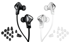 Monster Dna Apple-certified In-ear Noise-isolating Headphones With Inline Microphone And Controls