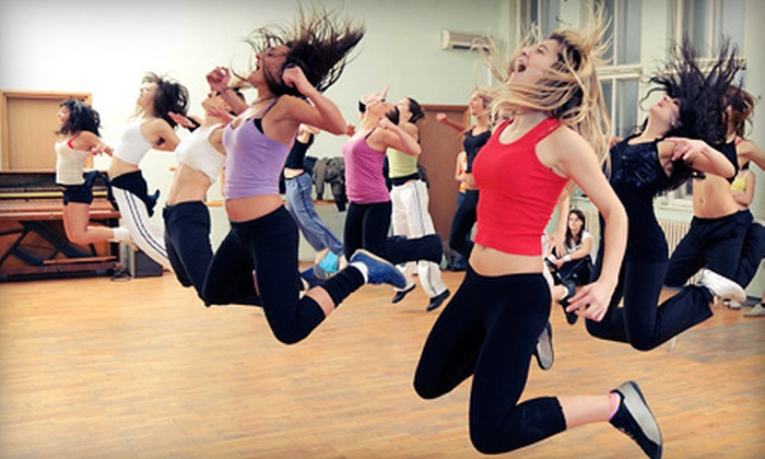 Danzaire Productions - Mt. Pleasant: 10 or 20 Zumba Classes at Danzaire Productions (Up to 71% Off)