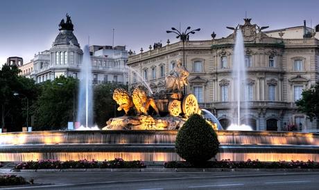 Ruta guiada a elegir por Madrid para 2 o 4 personas desde 13,95 € en Turismo Experience