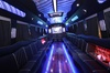 Two-Hour Limo Party Bus Rental from Celebz Transportation (45% Off)