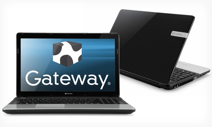 "Gateway 15.6"" Laptop: $289.99 for a Gateway 15.6"" Laptop (Manufacturer Refurbished) ($328 List Price). Free Shipping and Free Returns."