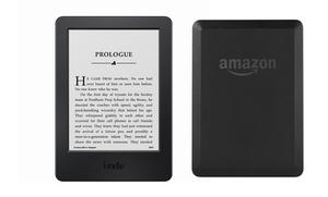 "Amazon Kindle 6"" 4gb Touchscreen E-reader With Wifi"