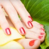 Up to 60% Off Pedicure or Mani-Pedi at MT Nails