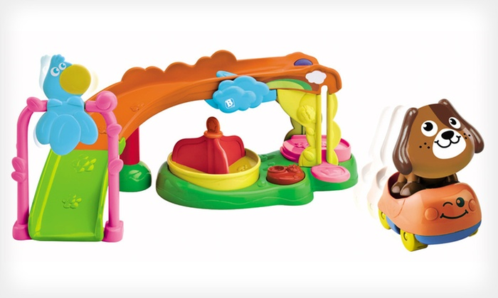 B Kids Toys: B Kids Toys (Up to 78% Off). Seven Options Available. Free Shipping on Purchases of $15 or More.