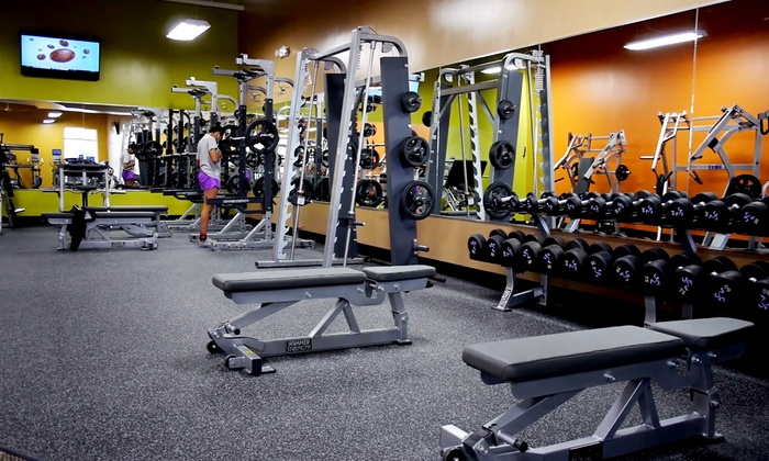 Anytime Fitness - South Denton - Denton: $25 for a One-Month Unlimited Membership to Anytime Fitness  - South Denton ($56 Value)