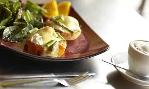 Sunrise Grill & Crepe: Breakfast or Lunch for Two or Four on a Weekday or Weekend at Sunrise Grill & Crepe (Up to 42% Off)