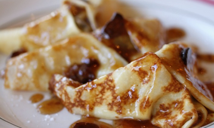 Creperie Saint Germain - Evanston: $15 for $25 Worth of French Cuisine at Creperie Saint Germain