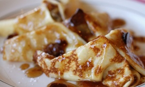Creperie Saint Germain: $15 for $25 Worth of French Cuisine at Creperie Saint Germain