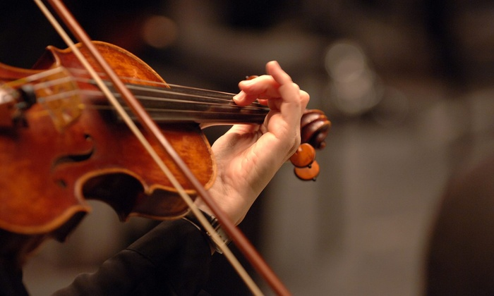Westchester Philharmonic - Harrison: Westchester Philharmonic 2013–14 Season Performance on December 22, April 6, or June 15 (Up to 51% Off)