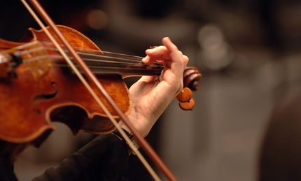 Westchester Philharmonic 2013–14 Season Performance on December 22, April 6, or June 15 (Up to 51% Off)