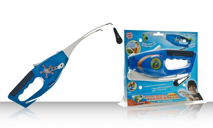 Pocket Fisherman for Kids: $16.99 for a Pocket Fisherman for Kids ($29.99 List Price). Free Shipping and Returns.