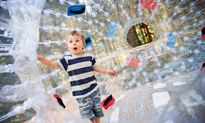 Fun-n-stuff - Macedonia: $45 for Two Wristbands for All-Day Family Fun plus 60 Arcade Tokens at Fun 'n' Stuff ($90.90 Value)