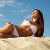 Up to 53% Off Mobile Airbrush Tans from Freedom Tan