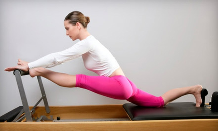 Pilates By Geri - Delray Beach: 5 or 10 Group Pilates Reformer Classes at Pilates By Geri (Up to 76% Off)