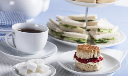 Afternoon Tea with Reserve Entry