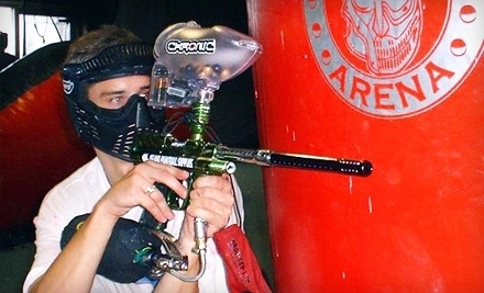 All-Day Paintball Outing for 1 (a $45 value) - Island Paintball in West Babylon