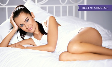 Four Laser Hair-Removal Treatments on a Extra-Small, Small, or Medium Area (Up to 69% Off)