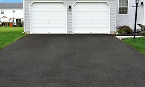Pressure Washing Unlimited: $99 for Professional Driveway Power Washing from Pressure Washing Unlimited ($200 Value)