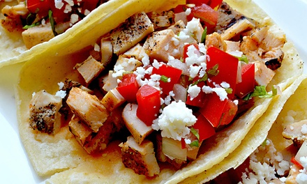 Mexican Food and Drinks for Two or More or Four or More at Lupita's Cocina (Up to 50% Off)