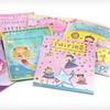 $13.99 for a Seven-Book Girls' Activity Set