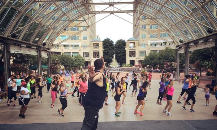 T.h.e. Dance Fitness - Beaumeade: 10 Zumba Classes at T.H.E. Dance Fitness (65% Off)