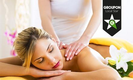 Ganzkörpermassage mit osteopathischen Griffen oder Harmoniemassage in der Praxis für ganzheitliche Therapien ab 29,90 €