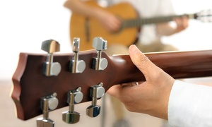 Pro Music Academy: Two, Four, or Six 30-Minute Music Lessons at Pro Music Academy (Up to 79% Off)