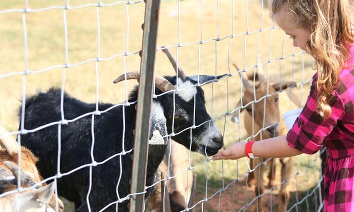 Orr Family Farm in - Oklahoma City, OK | Groupon