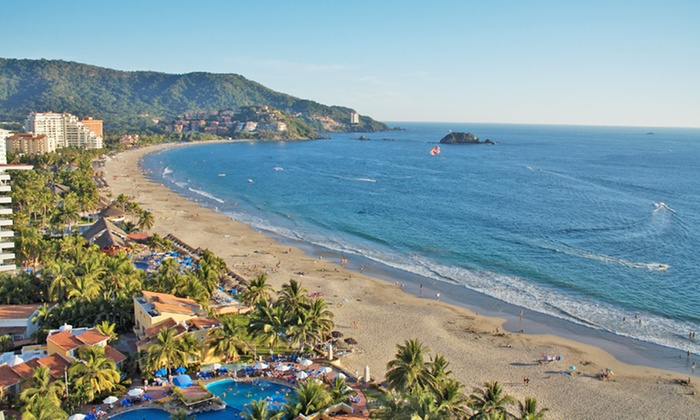 All Inclusive Hotel Along Mexico S Pacific Coast