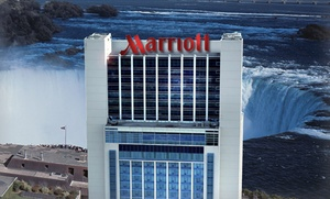 Marriott Gateway on the Falls: Stay with Winery Tours and Dining at Marriott Gateway on the Falls in Niagara Falls, ON. Dates into December.