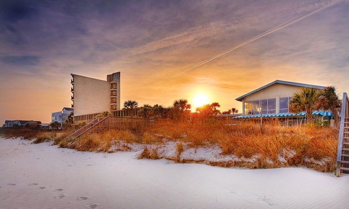 null - Asheville: Stay at The Oceanfront Litchfield Inn in Pawleys Island, SC, with Dates into June