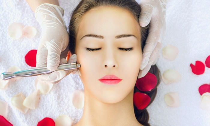 Beautiful Image - Peachtree City: Raspberry Truffle Facial or One or Three Microdermabrasions at Beautiful Image (Up to 65% Off)