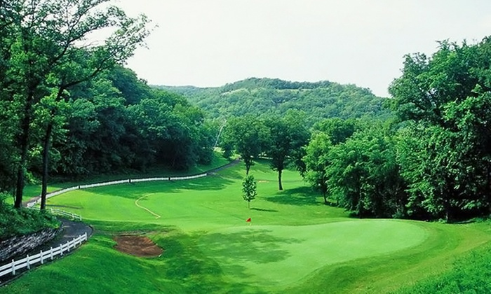 Mississippi National Golf Links - Red Wing: 18- or 36-Hole Golf Outing at Mississippi National Golf Links (Up to 54% Off). Four Options.