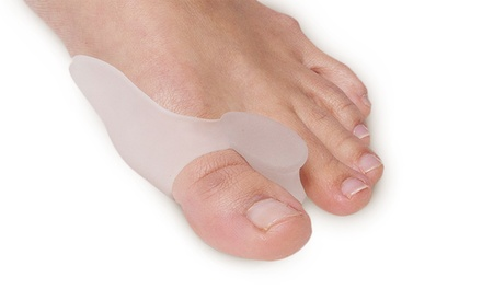 2-Pack Toe Separator and Bunion Spacer