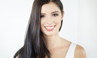 Cut and Blow-Dry with Moisture ($38) or Straightening with Keratin ($185) at U-Jeans Spa and Beauty (Up to $420 Value)