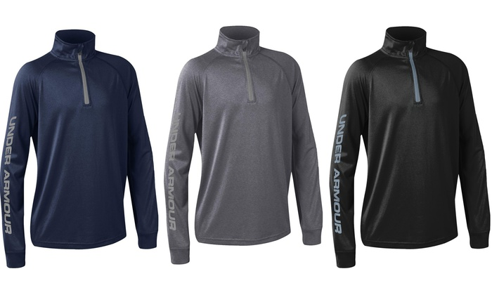 Under Armour Golf Boys' Pullovers
