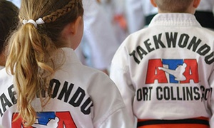 ATA Family Martial Arts: 10 or 16 Martial-Arts Classes with a Uniform at ATA Family Martial Arts (89% Off)