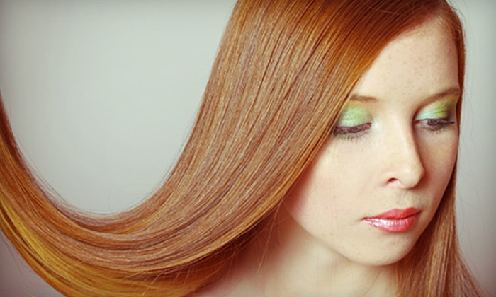 Simply Natural Beauty Salon - Lindenhurst: Haircut and Conditioning with Partial or Full Highlights at Simply Natural Beauty Salon in Lindenhurst (Up to 67% Off)