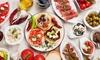 Restaurant ToroNegro - Restaurant ToroNegro: Tapas-Platte inkl. Dessert für 2 oder 4 Personen im Restaurant ToroNegro ab 24,90 € (bis zu 58% sparen*)