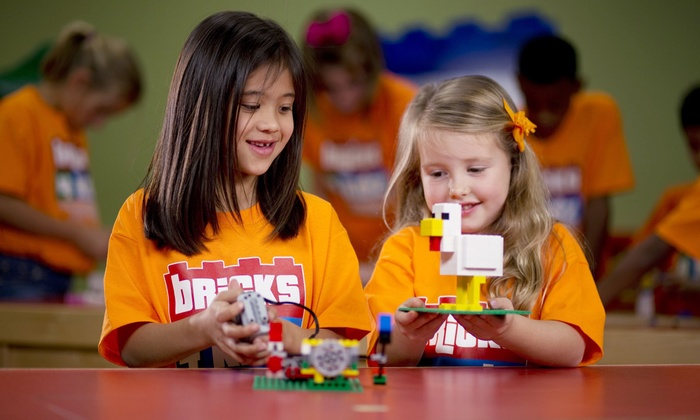 Bricks 4 Kidz - Fort Wayne: One-Day Summer Camp Registration for One or Two Kids at Bricks 4 Kidz (Up to 50% Off)