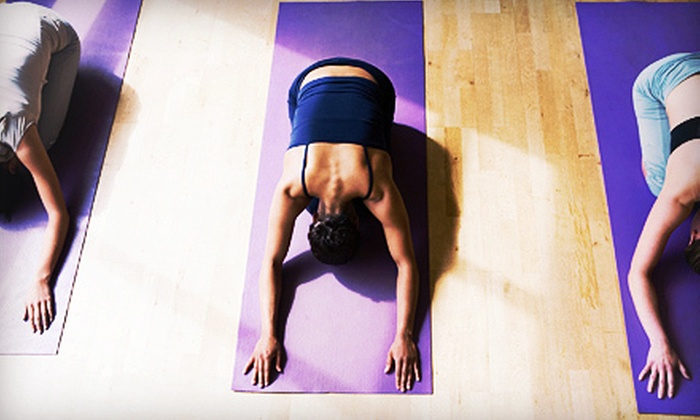 Bikram Yoga Dupont - Dupont Circle: $35 for Five 90-Minute Bikram-Yoga Classes at Bikram Yoga Dupont (Up to $100 Value)