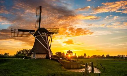 Friesland: 2-3 Tage für 2/4 Pers. im Wohnwagen oder De Boerderij in Rufus aan het Water und opt. Bootsverleih