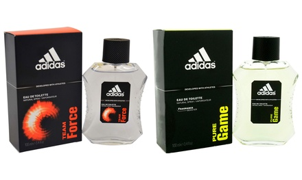 Adidas Eau de Toilette for Men (3.4 Fl. Oz.)