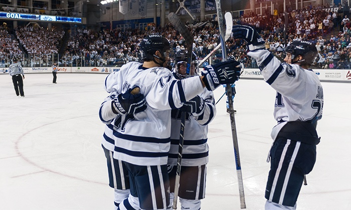 UNH Men's Ice Hockey vs. Maine - Verizon Wireless Arena: UNH Wildcats vs. Maine Black Bears in Manchester on December 30 at 7:30 p.m.
