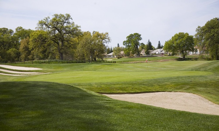 Timber Creek Golf Course - Roseville: $68 for an 18-Hole Round for Two Plus Cart and Two Buckets of Balls (Up to $142 Value)
