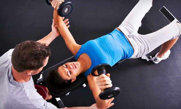 Vision Quest Sport and Fitness - Multiple Locations: $10 for a Gym-Membership Package with Personal Training and Tanning at Vision Quest Sport and Fitness (Up to $324 Value)