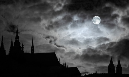 Ghost Walk or Haunted Pub Crawl for Two or Four from Bad Wolf Ghost Tours (Up to 60% Off)