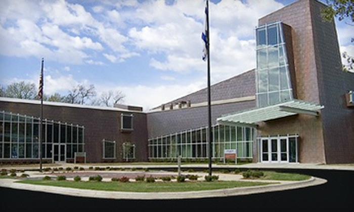 The Sherwin Miller Museum of Jewish Art - South Peoria: $6 for a Visit for Two to The Sherwin Miller Museum of Jewish Art (Up to $13 Value)