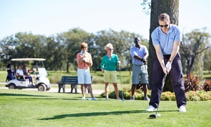 EastWood Golf Club: Round of Golf for Two or Four with Cart and Range Balls at EastWood Golf Club (Up to 61% Off)